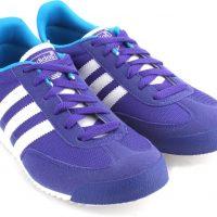 Adidas Girls Purple