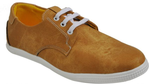 Adjoin Steps Durby-01 Casual Shoes(Brown)
