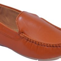 Adjoin Steps LFR-01 Loafers(Tan)