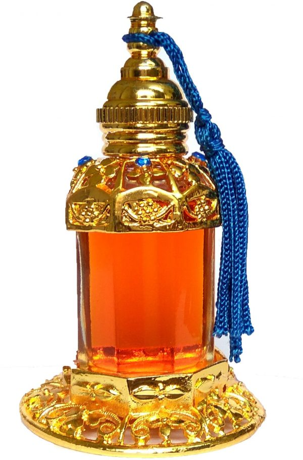 Afeefah Al Mukhallat Rayyan Herbal Attar(Agarwood)