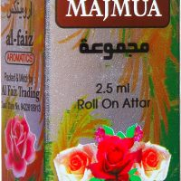 Al-Faiz MAJMUA Herbal Attar(Spicy)