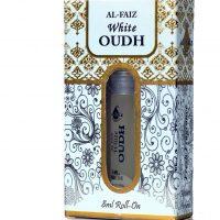 Al-Faiz White Oudh Floral Attar(Oud (agarwood))