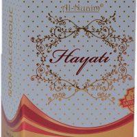 Al-Nuaim Hayati Floral Attar(Spicy)