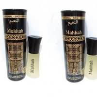 Al Nuaim Makkah (Pack of 2) Herbal Attar(Musk)