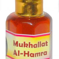 Amor MUKHALLAD -AL- HAMRA Herbal Attar(Blends (mukhallat))