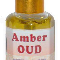 Amor OUD-E-AMBER Herbal Attar(Oud (agarwood))