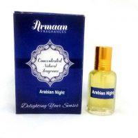 Armaan Arabian Night Natural Floral Attar(Islamic Bakhur)