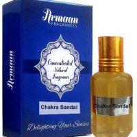 Armaan Chakra Sanda Herbal Attar(Shamana)