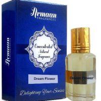 Armaan Dream Flower Natural Fragrance Floral Attar(Zafari)