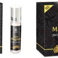 Arochem Aro Magnet (pack of 2) Herbal Attar(Musk Arabia)