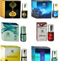 Arochem BlueStar Magnet IceBlue SevenSeas Fashion Ethena Floral Attar(Musk Arabia)