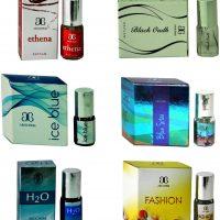 Arochem Ethena IceBlue BlueStar Fashion BlackOudh H2O Floral Attar(Musk Arabia)