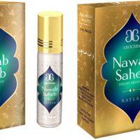 Arochem Nawab Saheb (Pack of 2) Herbal Attar(Musk)