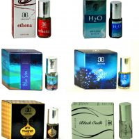 Arochem SevenSeas Magnet BlueStar BlackOudh H2O Ethena Floral Attar(Musk Arabia)