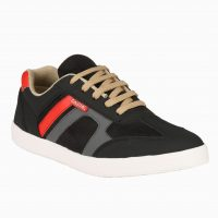 Avante Garde Canvas Shoes(Black)