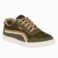 Avante Garde Casual Shoes(Olive)
