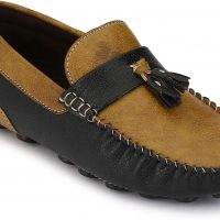 Braavosi Tassels Loafers(Black