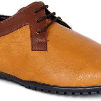 Braavosi Vibrant Boat Shoes(Tan)