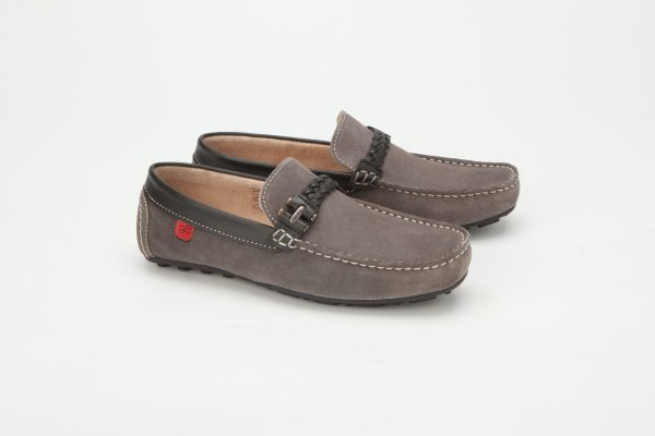Careeno Cecilio Loafers(Grey)