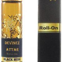 Devinez BLACK MUSK- Roll On Herbal Attar(Musk)