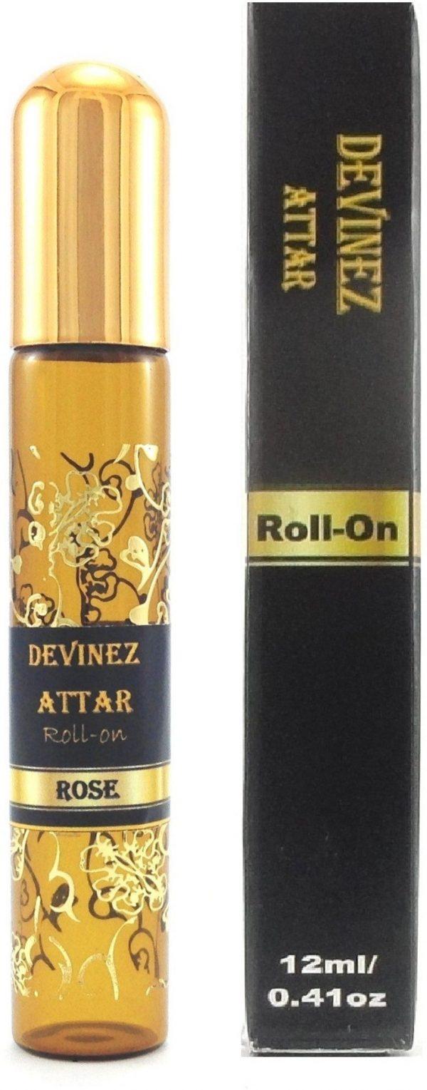 Devinez ROSE- Roll On Herbal Attar(Rose)