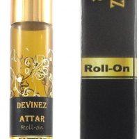 Devinez SAFFRON- Roll On Herbal Attar(Saffron)