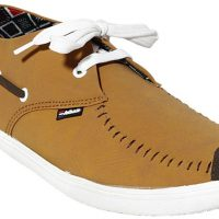 Footfad Casuals(Camel)