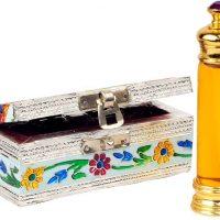 Fragrance and Fashion Shahi Amber Herbal Attar(Amber)