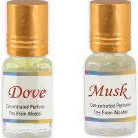 KHSA Dove + Musk Herbal Attar(Musk)