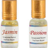 KHSA Jasmin + Passion Herbal Attar(Floral)