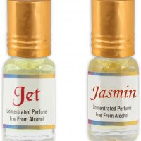 KHSA Jet + Jasmin Herbal Attar(Floral)