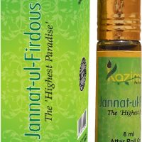 Kazima Perfumers Jannat Ul Firdous Perfume 8 ML Floral Attar(Jannat ul Firdaus)