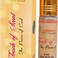 Kazima Perfumers Touch of Scent 8 ML Floral Attar(Floral)