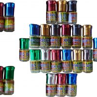 Kr Attarwala 6059 Herbal Attar(Zafari)