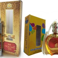 Kr Attarwala 6123 Herbal Attar(Gold Musk)