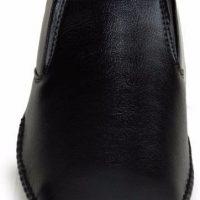 M-Toes M- Toes MT1037 Black Men Formal Shoes Slip On(Black)