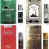 Mayur Diffrent Arabian fragrance(4pcs ) Floral Attar(Islamic Bakhur)