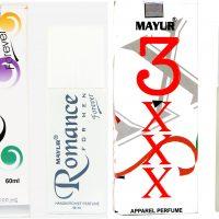 Mayur Fraagrance Lover combo Eau de Parfum  -  120 ml(For Men)
