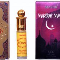 Mayur Nawab and Maadani Meraj (2pcs of 8ml) Floral Attar(Citrus)