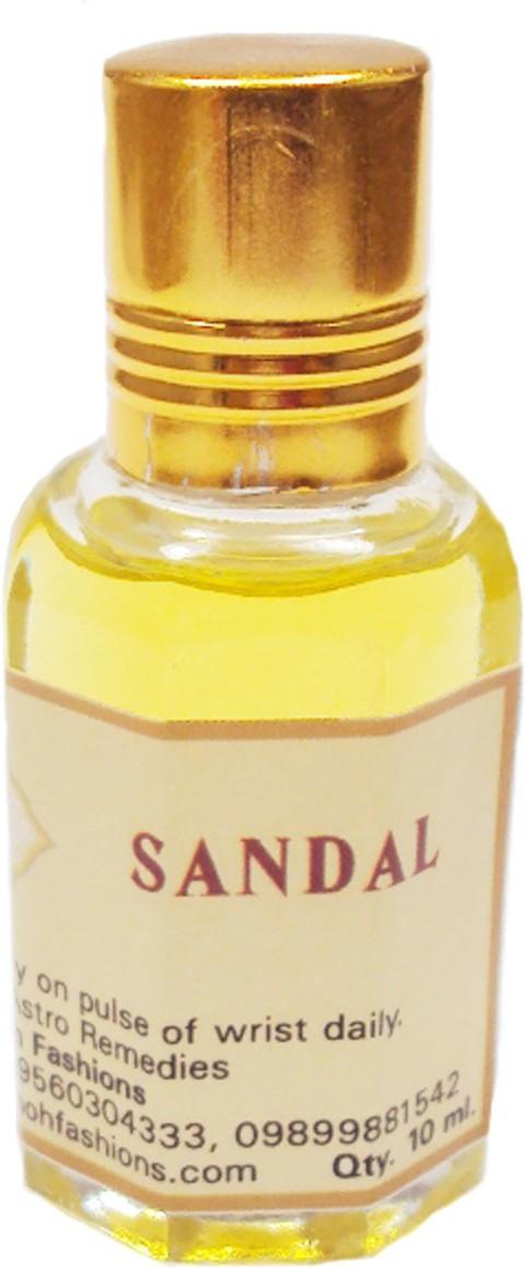 Mohfashions SANDAL Herbal Attar(Sandalwood)