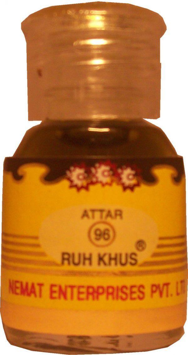 Nemat Rhu_Khus Floral Attar(Spicy)