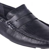 Papa Driving Shoes(Black)