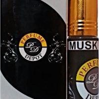 Perfume Depot MUSK ROSE-208 Floral Attar(Musk)