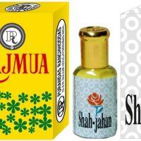 Purandas Ranchhoddas PRS Majmua & Shah-Jahan 12ml Each Herbal Attar(Blends (mukhallat))