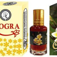 Purandas Ranchhoddas PRS Mogra & Champa 12ml Each Floral Attar(Floral)