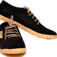 Shoe Mate SM-226 Black Casuals(Black)