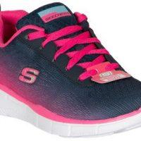 Skechers Girls Pink(Pack of 1)