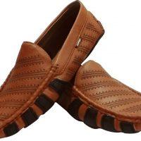 Sound Driving Shoes(Tan)