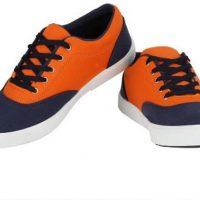 T T S Canvas Shoes(Blue)