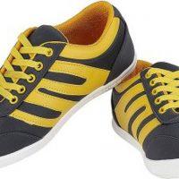 T T S Canvas Shoes(Grey)